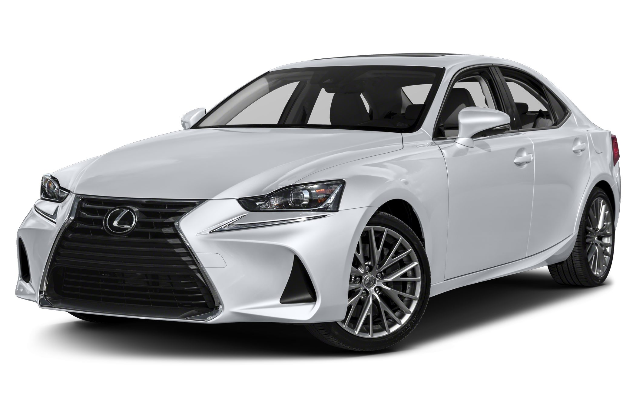 Lexus is300 2018