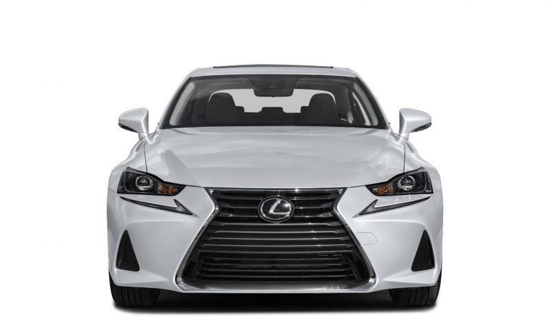 2019 Lexus IS300 full